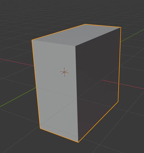 立方体を半分に