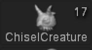 ChiselCreatureブラシ